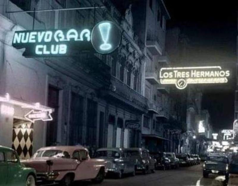 Calle Consulado Cuba Republica
