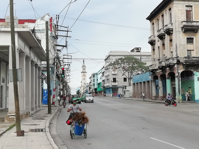 Calle Infanta Habana_intersección con Zanja