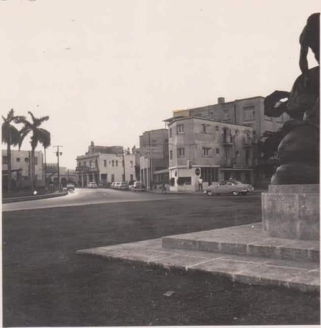Calle Zapata y Paseo
