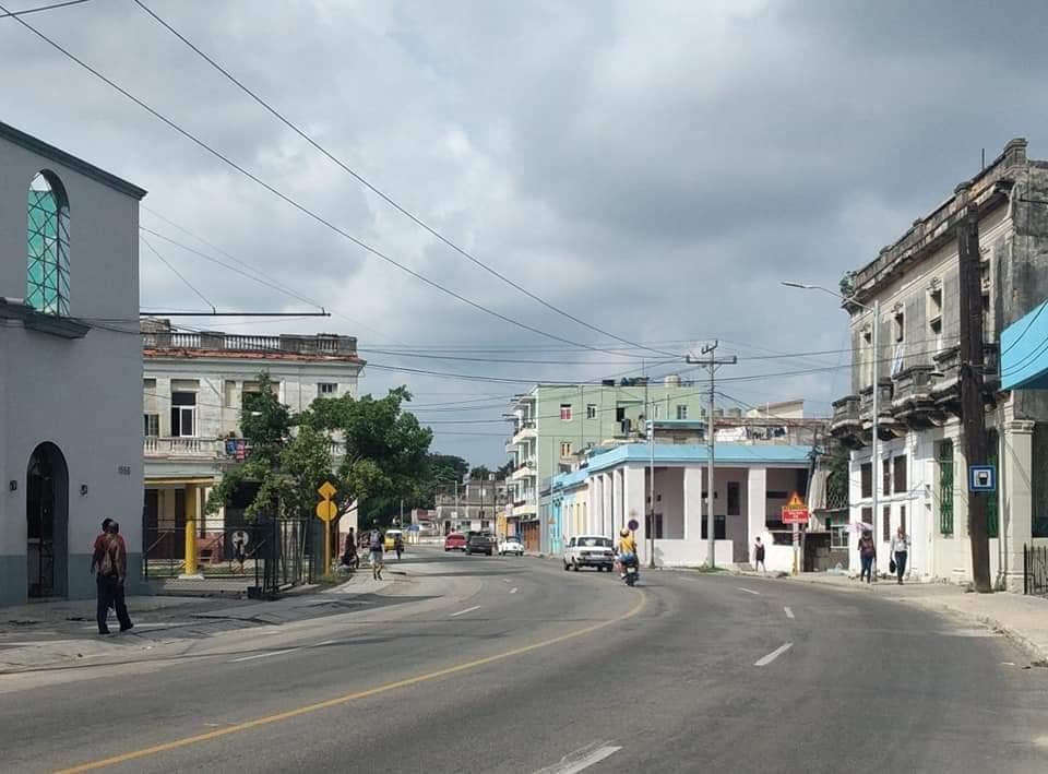 Calle Zapata Habana