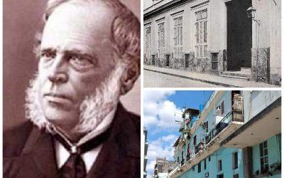 San Miguel 56, aquí vivió Antonio Bachiller y Morales