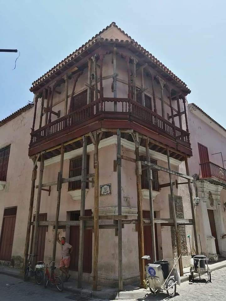 Casa de Salvador Zapata Habana