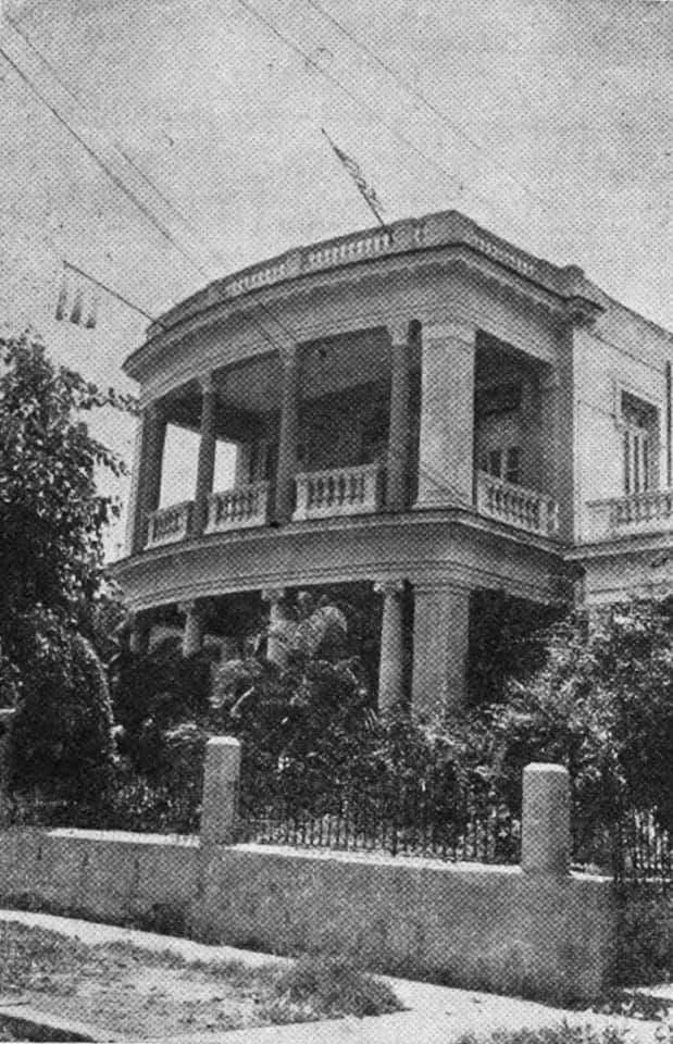 Colegio Columbus Vedado Habana