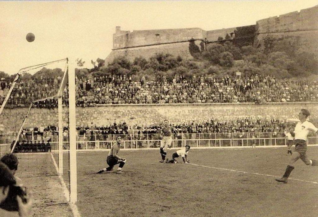 Suecia vs Cuba Copa Mundial de Fútbol (1938)