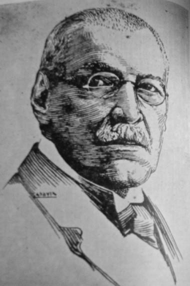 Domingo Figarola Caneda, primer director de la Biblioteca Nacional de Cuba