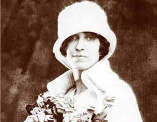 Dulce María Borrero (1883 - 1945) a cuya iniciativa se debe la celebración en Cuba del Día de los Padres