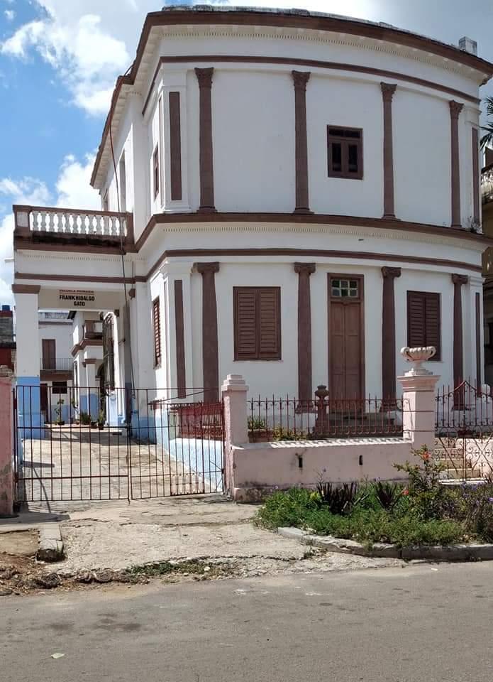 Escuela Primaria Frank Hidalgo Gato Vedado Habana