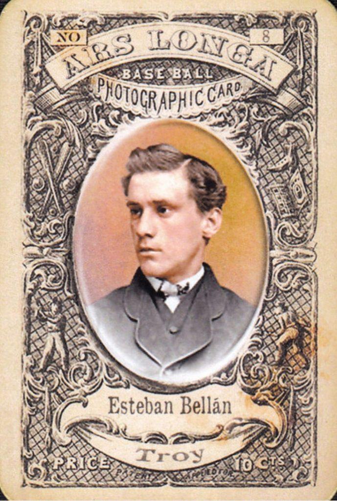 Esteban Bellán fue un pionero del beisbol cubano y norteamericano
