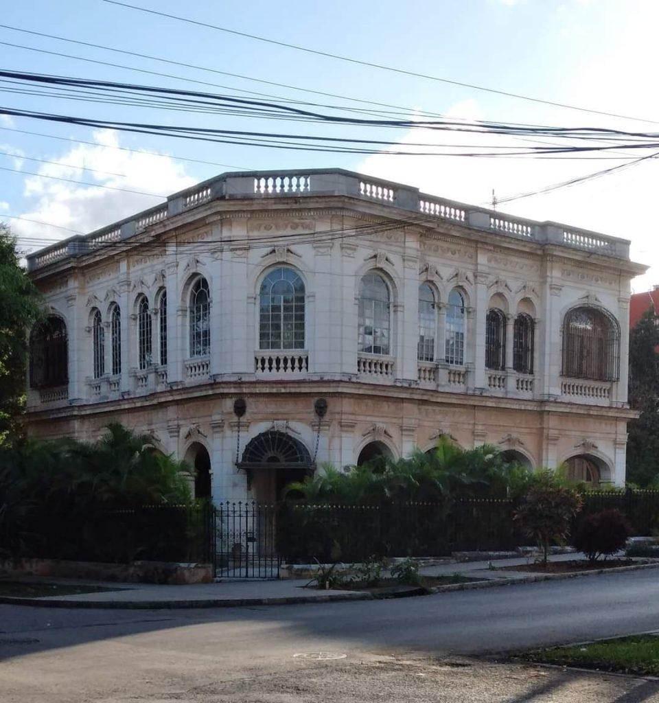 Antigua casa de José Tarajano