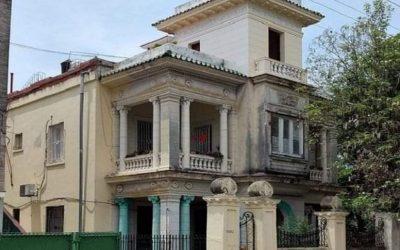 Vedado Clásico (17 esq. 10) Casa de Armando Cienfuegos