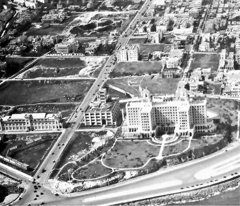La Rampa en la década de 1930