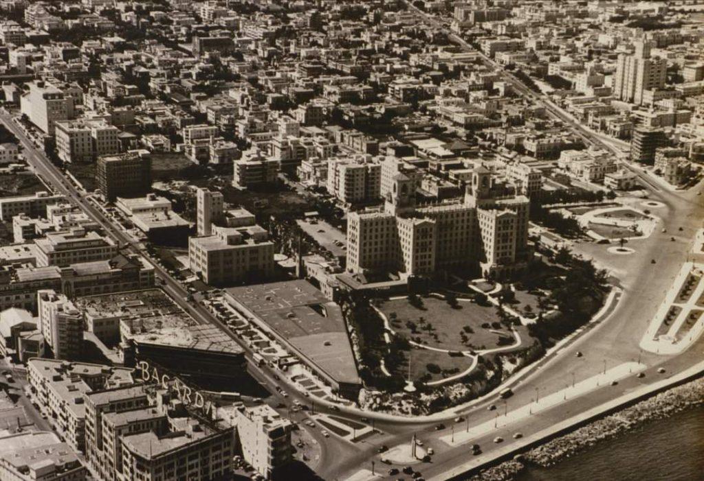 La Rampa Vedado 1950 1