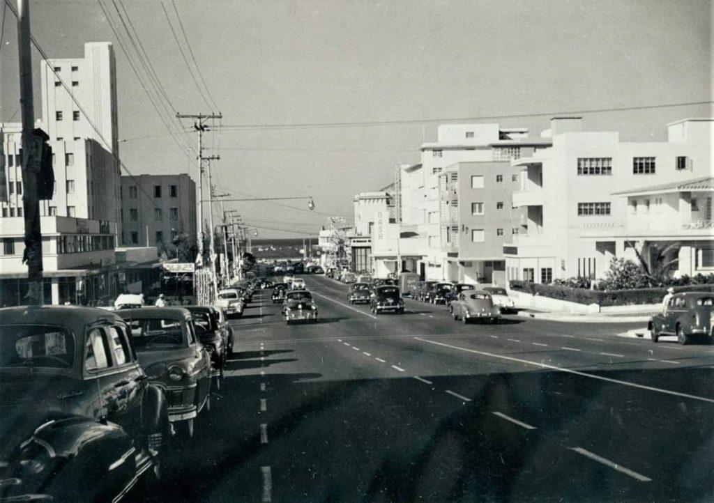 La Rampa en los años 40 del siglo XX