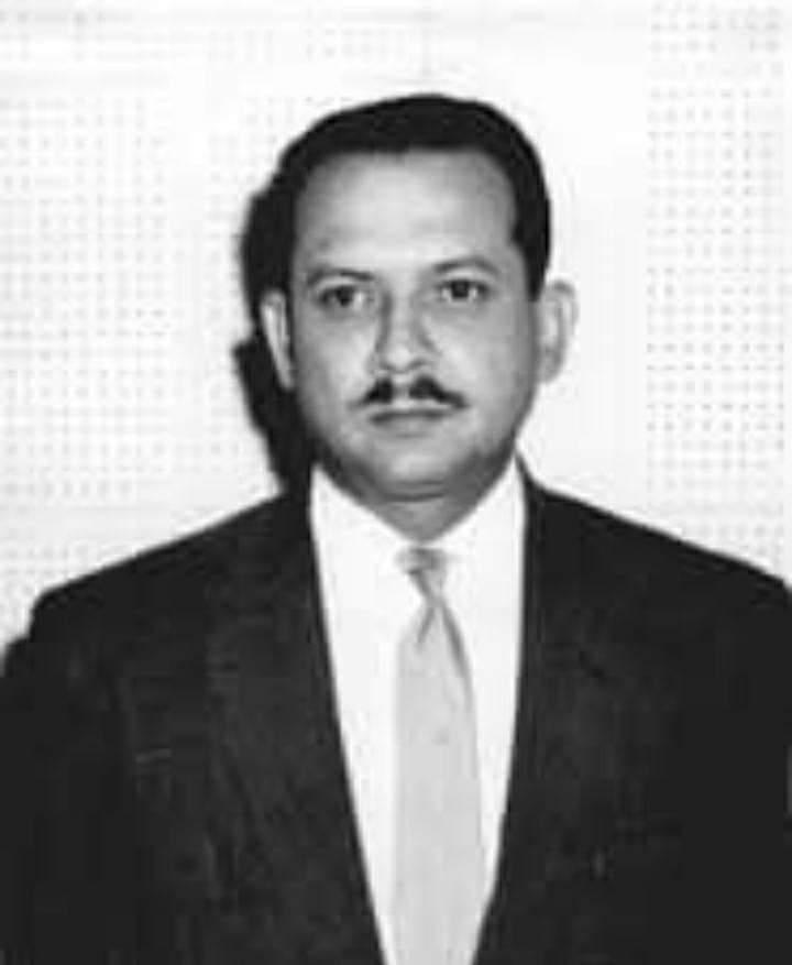 El abogado santiaguero Luís Buch, ministro de la presidencia durante los gobiernos de Manuel Urrutia y Osvaldo Dorticós.