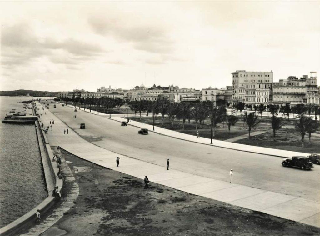 Malecón de Céspedes La Habana