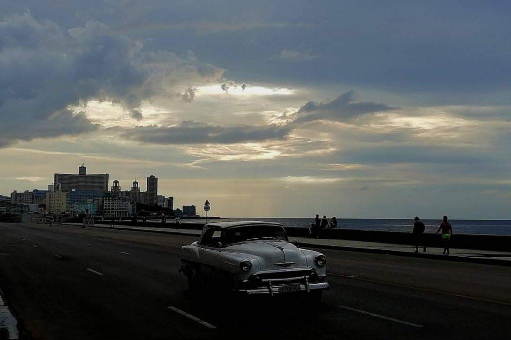 Malecon de La Habana Almendron