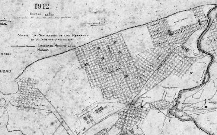 Monte Barreto reparto 1912