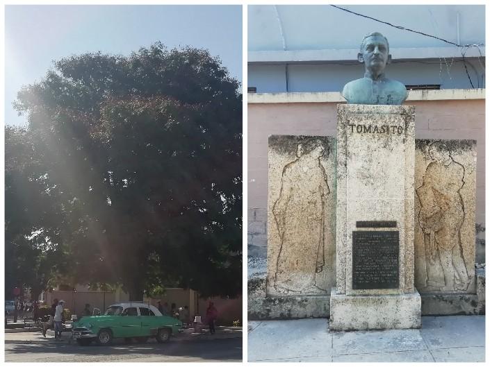 Parque de Tomasito San Miguel del Padron Habana