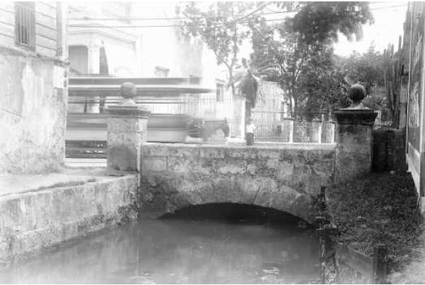 Puente de Cotilla en Calzada del Cerro