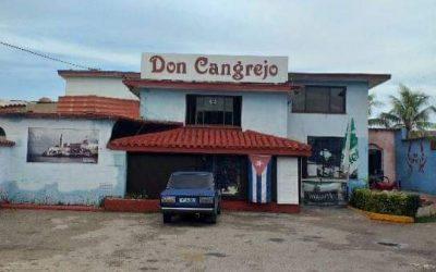 Restaurante Don Cangrejo (antigua casa de Luis Buch)