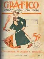 Revista Gráfico. Revistas de la Habana