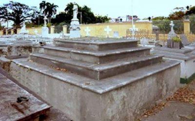 La tumba del gorrión (historias y leyendas del Cementerio de Colón)