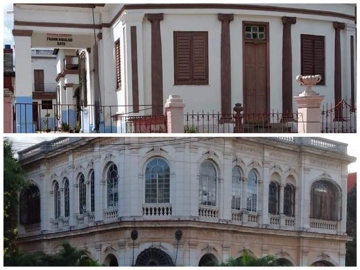 Vedado Casa de Jose Tarajano Colegio Columbus