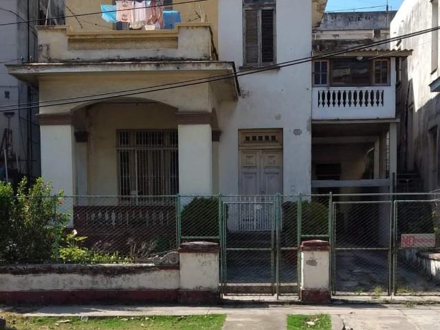 Vedado Casa Secuestro Falla Bonet