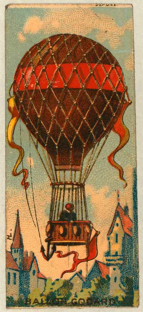 ballon Goddard