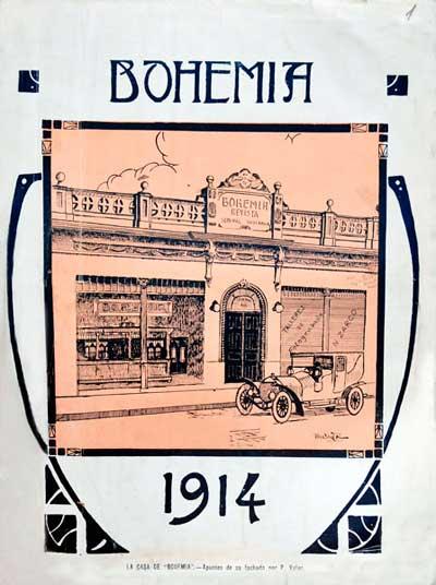 Revista Bohemia. Revistas de la Habana