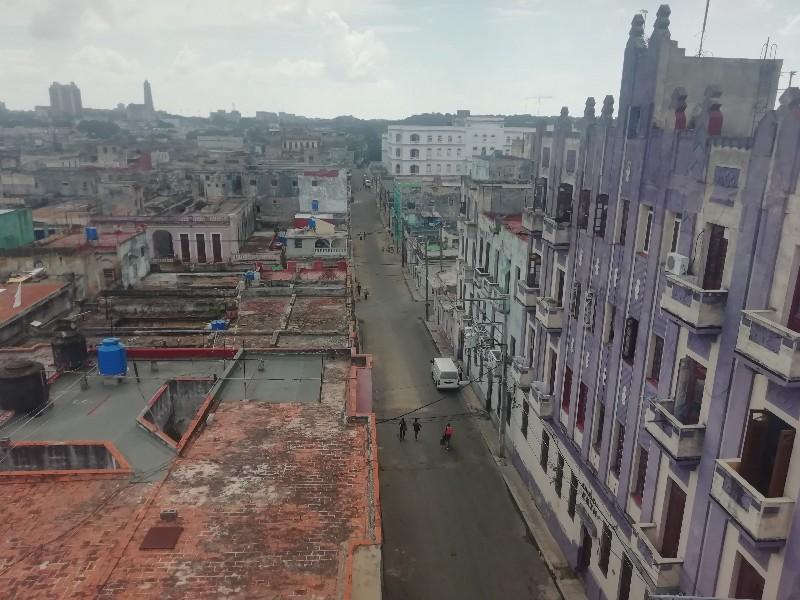 calle Maloja centro habana