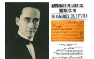 Alejandro García Caturla y la sinfónica armonía del Bembé