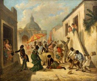 Día de Reyes en La Habana Landaluze