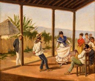 El zapateo landaluze