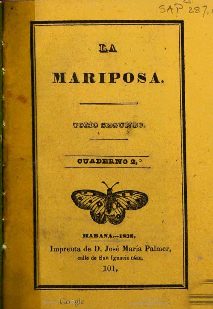 Revista La Mariposa