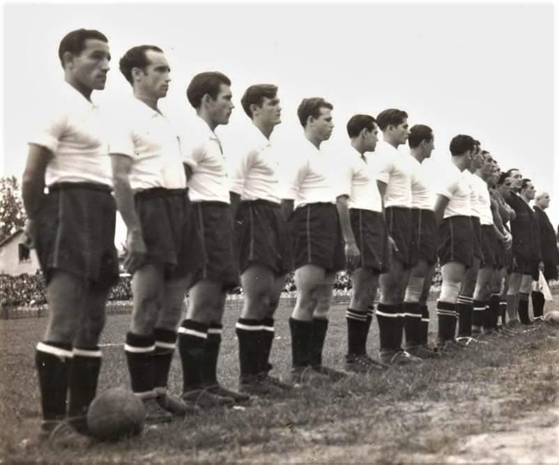 Equipo Cuba a la Copa Mundial de Fútbol 1938
