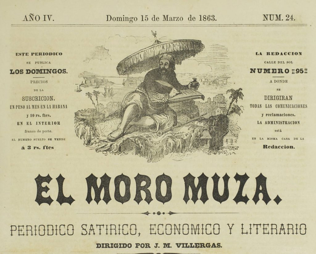 moro muza 1863
