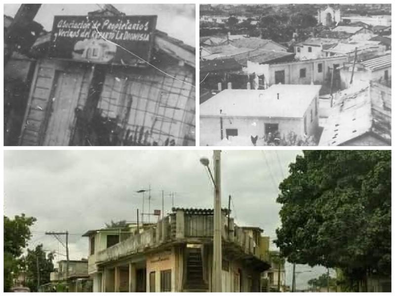 Barrio de la Dionisia Nuevo Vedado Habana
