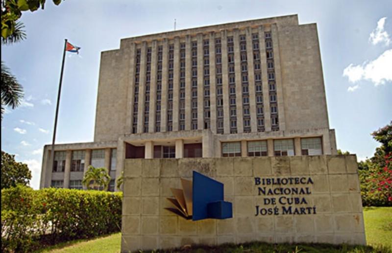 Biblioteca Nacional de Cuba Jose Marti