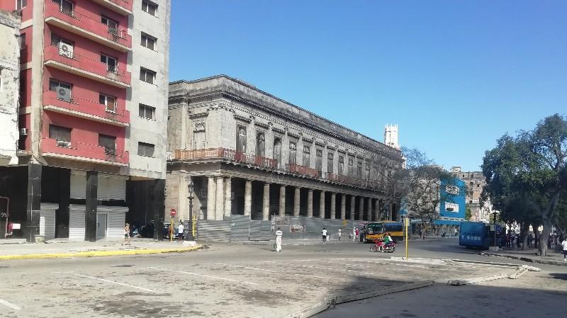 Calle Amistad Habana