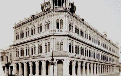 El Centro de Dependientes de Prado y Trocadero (Clubes de La Habana)