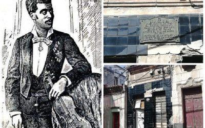Aquí vivió Claudio Brindis de Salas (+ Consolación para violín y piano)