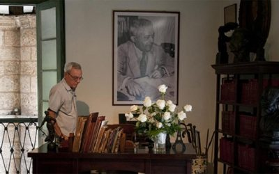 Emilio Roig en la memoria de Eusebio Leal