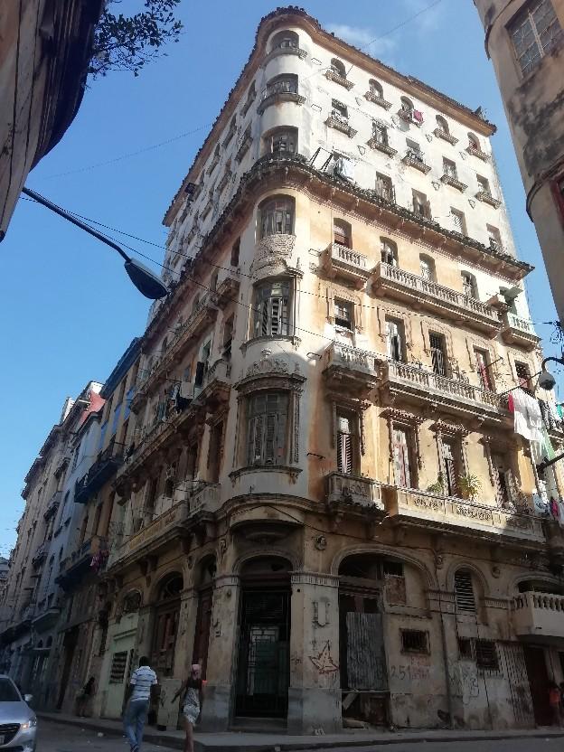 Hotel Roosevelt Calle San Miguel La Habana