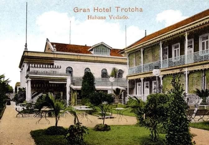 Jardines del Hotel Trotcha