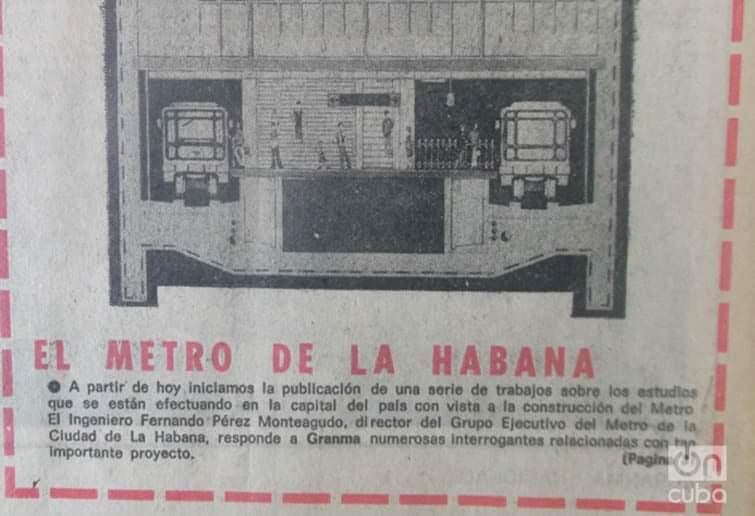 Metro de La Habana Granma 01
