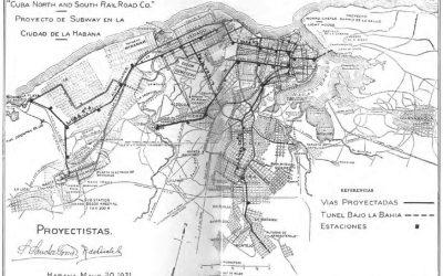 Metro de La Habana, historia de un «subway» fracasado