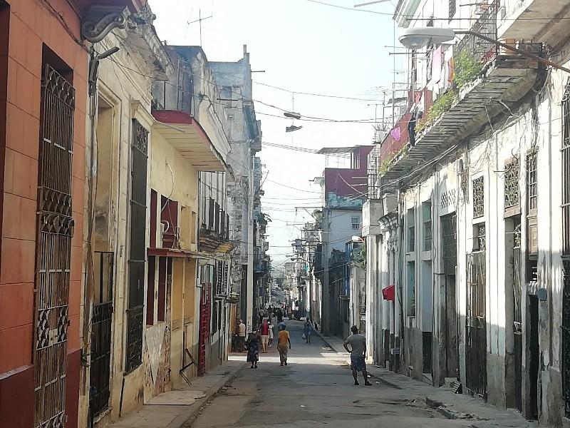 calle Revillagigedo Habana
