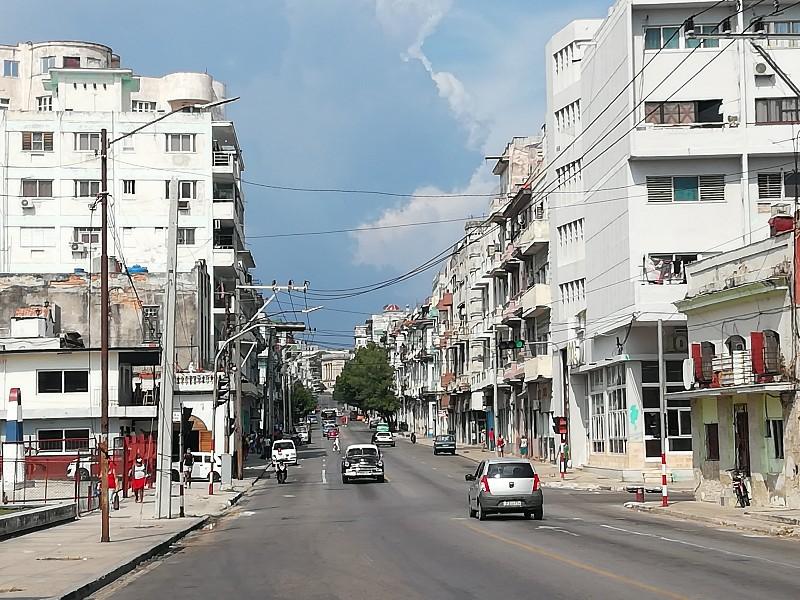 calle San lazaro habana