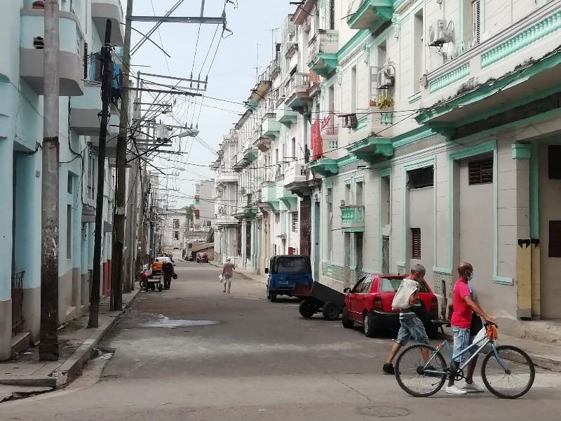 calle Xifre centro Habana cuba